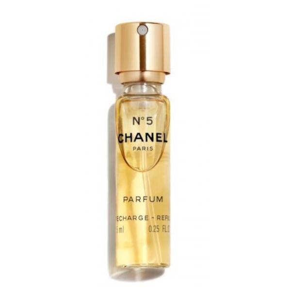 Chanel - N°5 - Ricarica Estratto Vaporizzatore Da Borsetta - Fragranze Luxury - 7,5 ml