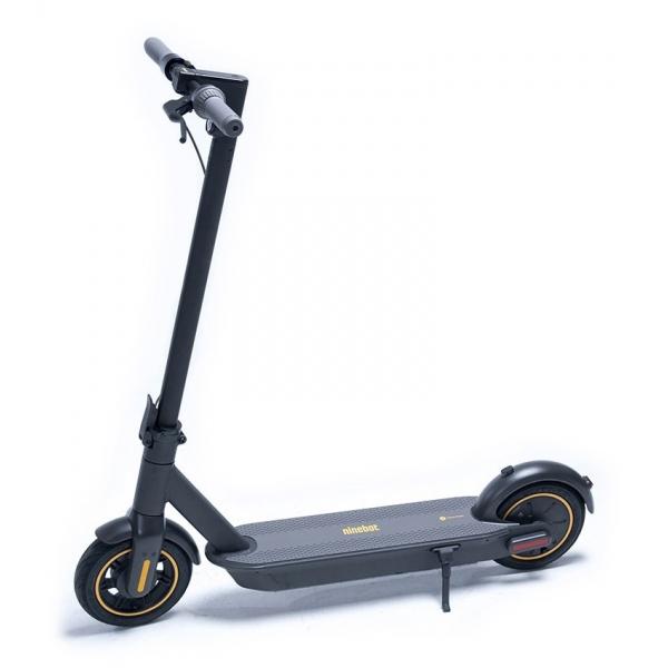 Segway - Ninebot by Segway - KickScooter MAX G30 - Scooter Elettrico - Monopattino Elettrico - Ruote Elettriche