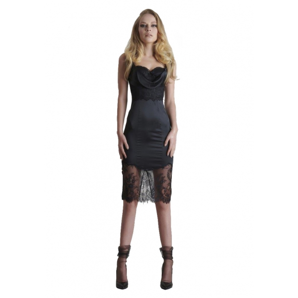 Danilo Forestieri - Sheath - Dress - Haute Couture Made in Italy - Luxury Exclusive Collection