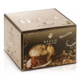 Bacco - Tipicità al Pistacchio - PanBacco alla Nocciola - Panettone Artigianale - 900 g
