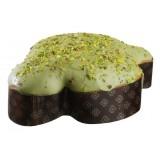 Bacco - Tipicità al Pistacchio - ColomBacco Retrò al Cacao - Colomba Artigianale - 1000 g