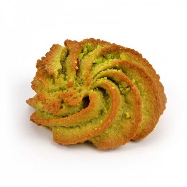 Bacco - Tipicità al Pistacchio - Pistachio Sicilian Cookies - Artisan Cookies - 250 g