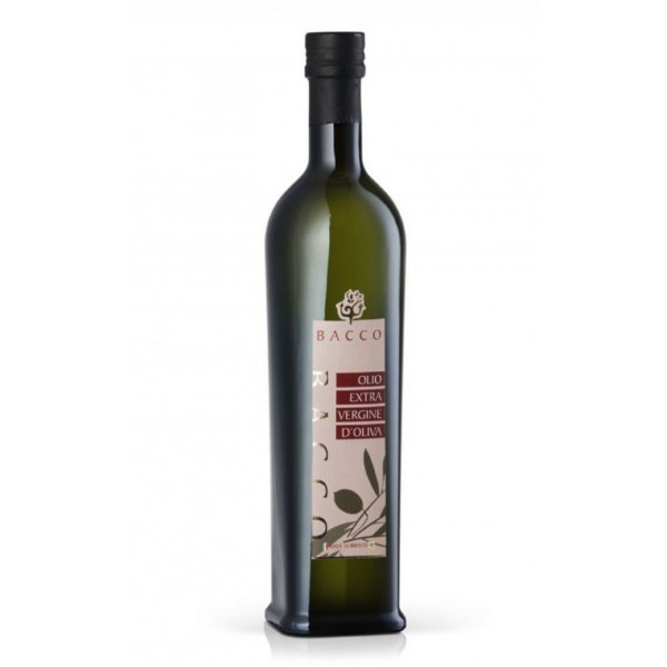 Bacco - Tipicità al Pistacchio - Extra Virgin Sicilian Olive Oil - 750 ml