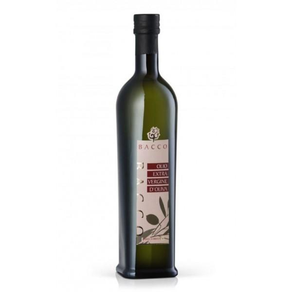 Bacco - Tipicità al Pistacchio - Olio Extravergine di Olive di Sicilia - 750 ml