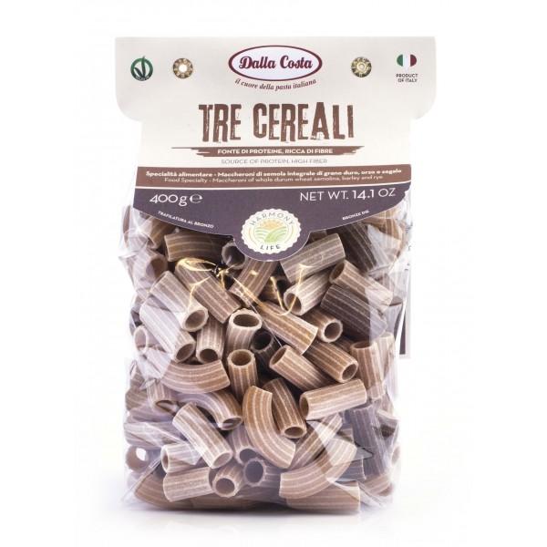 Dalla Costa - Harmony Life - Maccheroni ai Tre Cereali - Vegan Ok