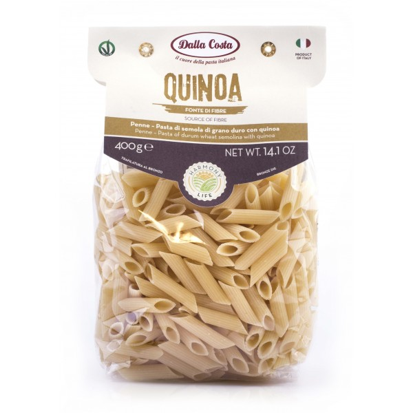 Dalla Costa - Harmony Life - Penne with Quinoa - Vegan Ok
