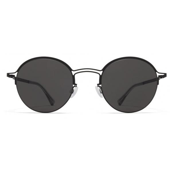 Mykita - MMCRAFT014 - Mykita & Maison Margiela - Black Dark Grey - Metal Collection - Sunglasses - Mykita Eyewear
