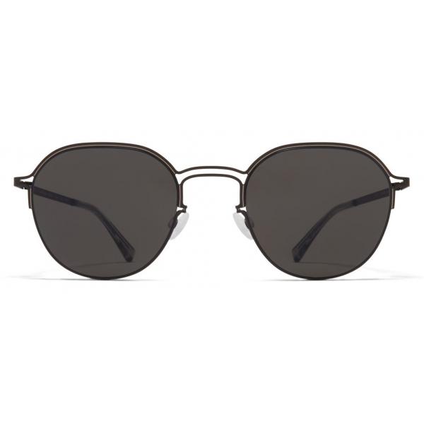 Mykita - MMCRAFT016 - Mykita & Maison Margiela - Black Dark Grey - Metal Collection - Sunglasses - Mykita Eyewear