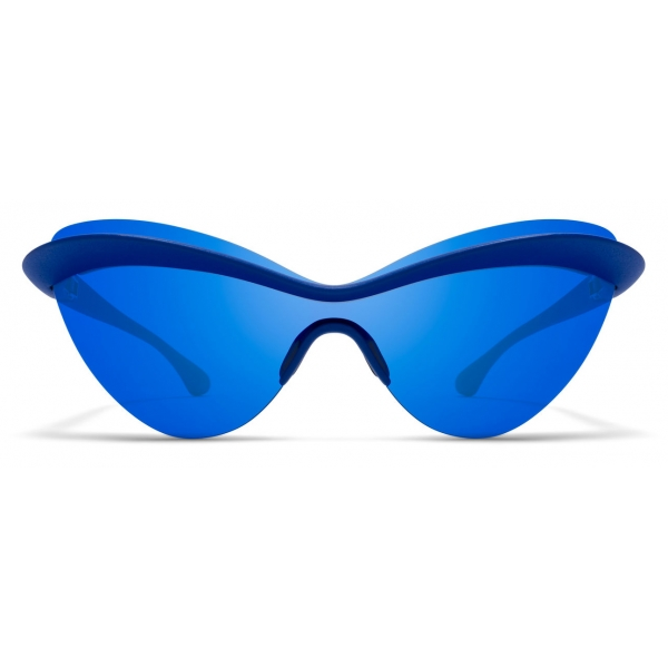 Mykita - MMECHO001 - Mykita & Maison Margiela - Blu - Mylon Collection - Occhiali da Sole - Mykita Eyewear