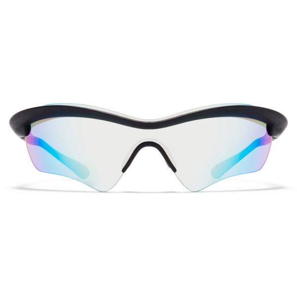 Mykita - MMECHO005 - Mykita & Maison Margiela - Black Silver - Mylon Collection - Sunglasses - Mykita Eyewear