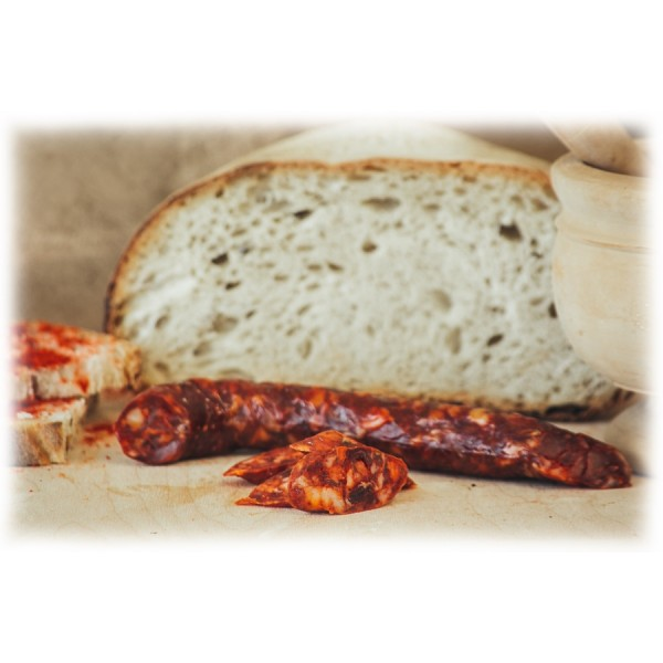 Bontà di Fiore - White Seasoned Sausage Sweet - 300 g