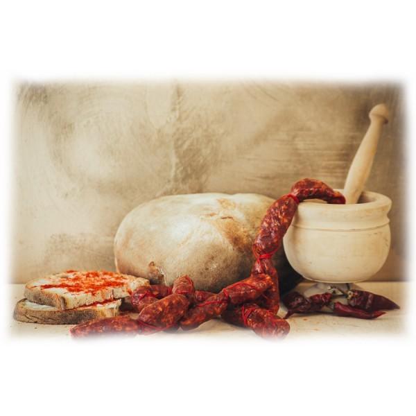 Bontà di Fiore - Spicy Seasoned Little Sausage - 300 g