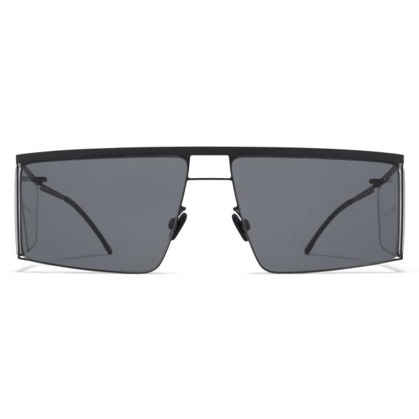 Mykita - HL001 - Mykita & Helmut Lang - Black Clear - Metal Collection - Sunglasses - Mykita Eyewear