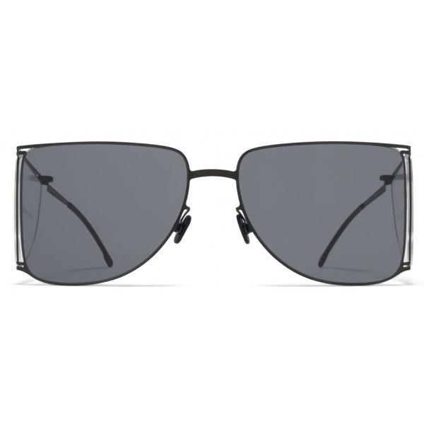 Mykita - HL002 - Mykita & Helmut Lang - Black Clear - Metal Collection - Sunglasses - Mykita Eyewear