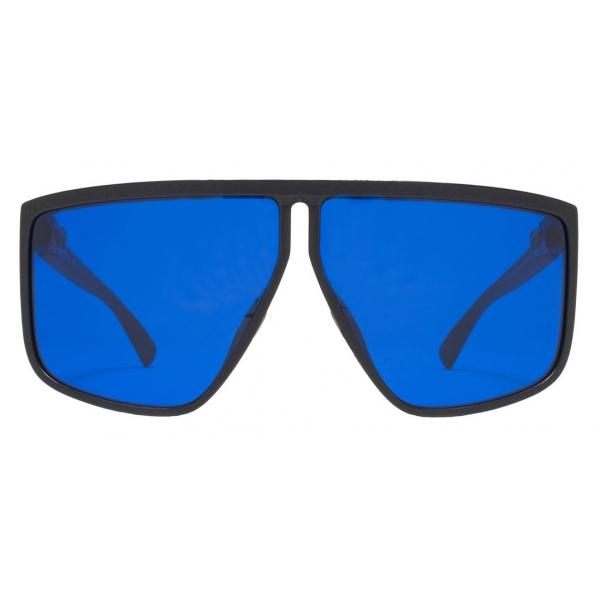 Mykita - Tequila - Mykita & Tim Coppens - Black Navy - Mylon Collection - Sunglasses - Mykita Eyewear