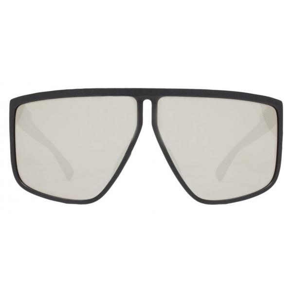 Mykita - Tequila - Mykita & Tim Coppens - Black Silver - Mylon Collection - Sunglasses - Mykita Eyewear