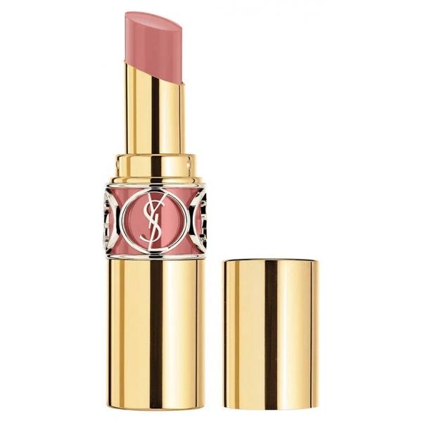 Yves Saint Laurent - Rouge Volupté Shine Lipstick Balm - Rossetto - Splendore Luminoso - Labbra – Luxury