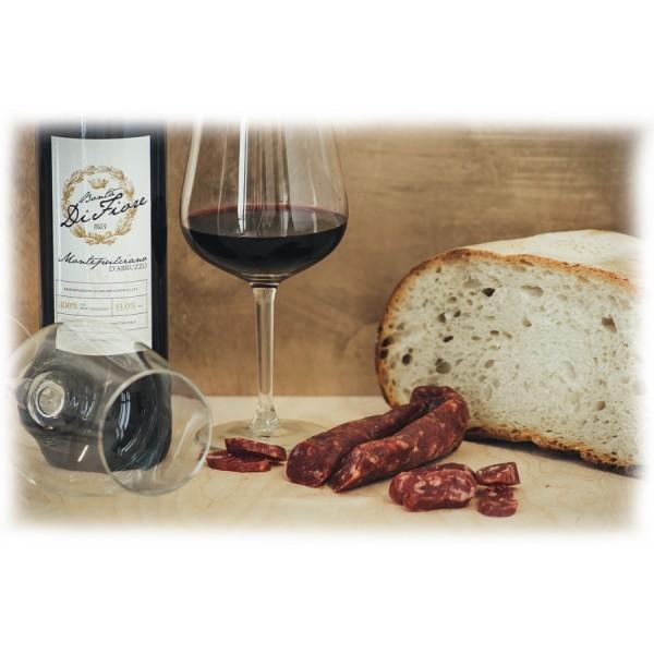 Bontà di Fiore - Montepulciano Seasoned Sausage - 300 g