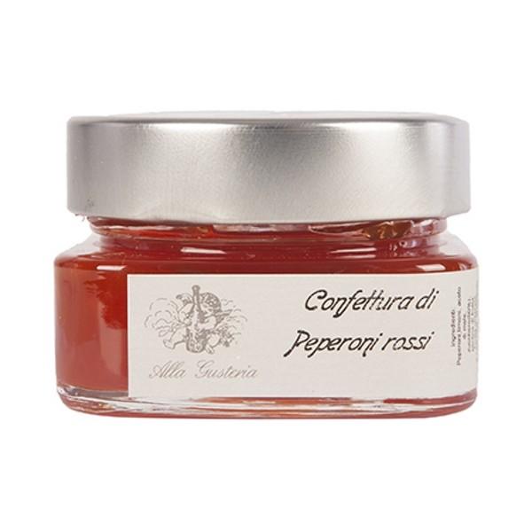 Alla Gusteria - Osteria de Ciotti - Nunquam - Red Peppers Jam