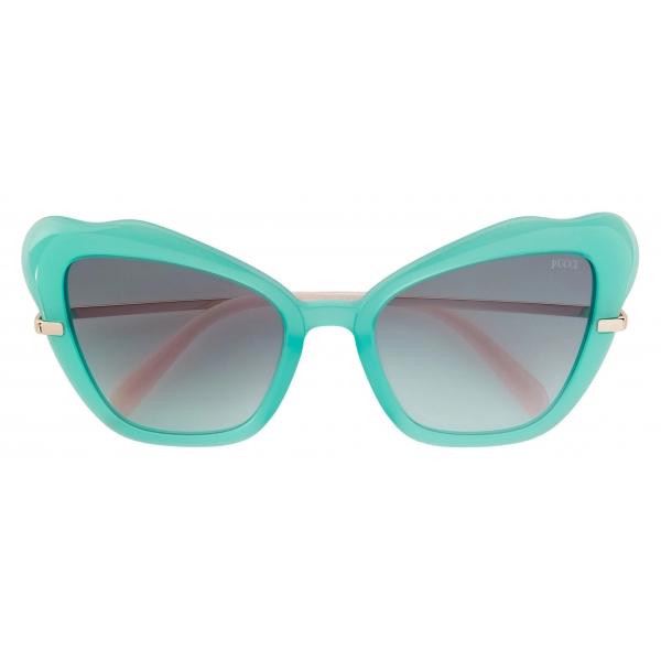Emilio Pucci - Occhiali da Sole a Farfalla - Verde - Occhiali da Sole - Emilio Pucci Eyewear