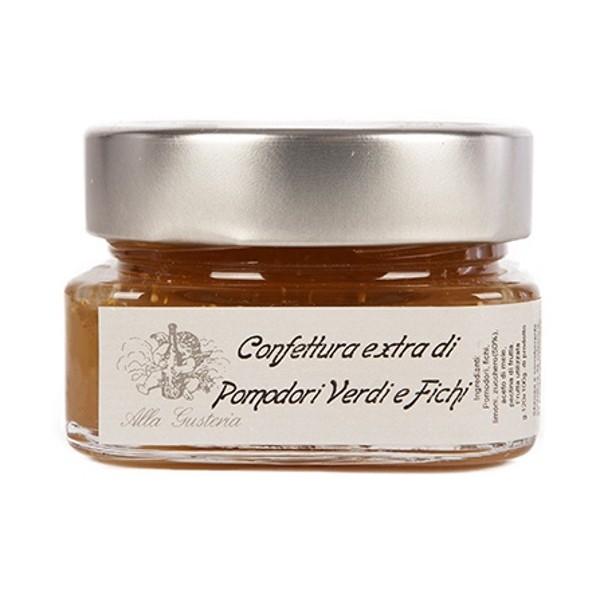 Alla Gusteria - Osteria de Ciotti - Nunquam - Confettura di Pomodori Verdi e Fichi