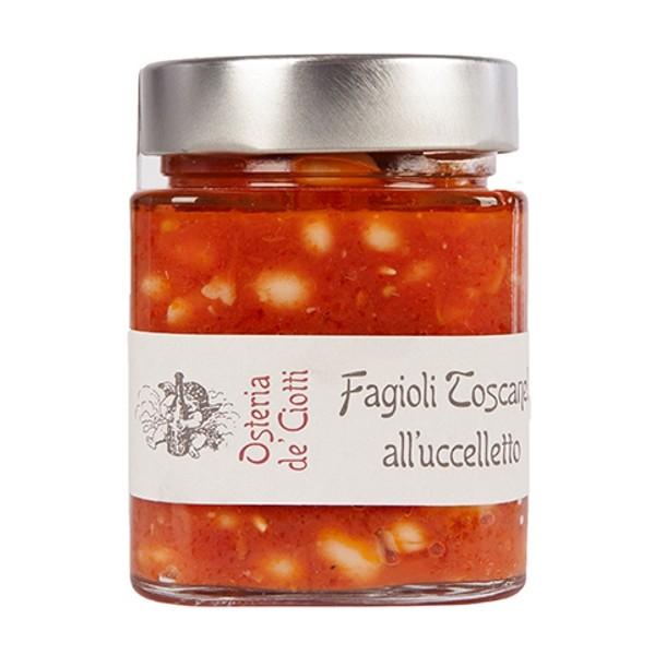 Alla Gusteria - Osteria de Ciotti - Nunquam - Fagioli Toscanelli All'Uccelletto - 300 g