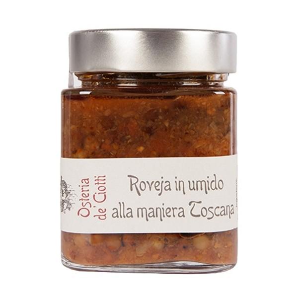 Alla Gusteria - Osteria de Ciotti - Nunquam - Wild Peas Roveja - 700 g