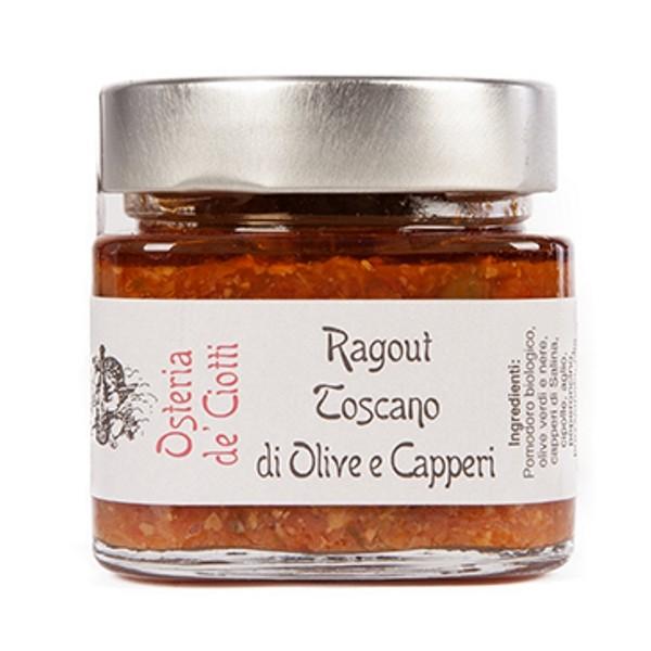 Alla Gusteria - Osteria de Ciotti - Nunquam - Tuscan Ragout of Olives and Capers - 200 g