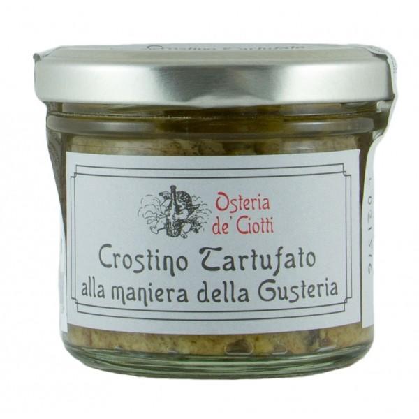 Alla Gusteria - Osteria de Ciotti - Nunquam - Crostino Tartufato - 200 g