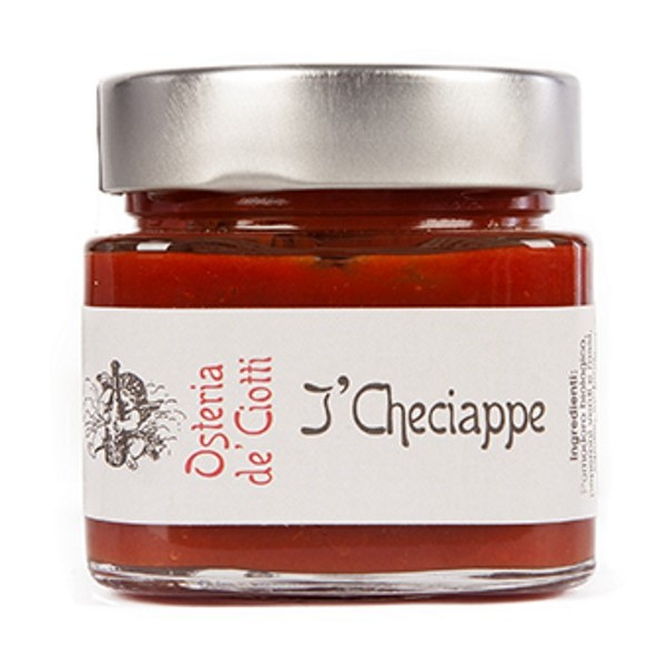 Alla Gusteria - Osteria de Ciotti - Nunquam - I' Checiappe - 250 g