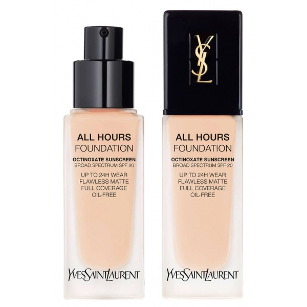 Yves Saint Laurent - All Hours Foundation - Una Base a Copertura Totale - Luxury