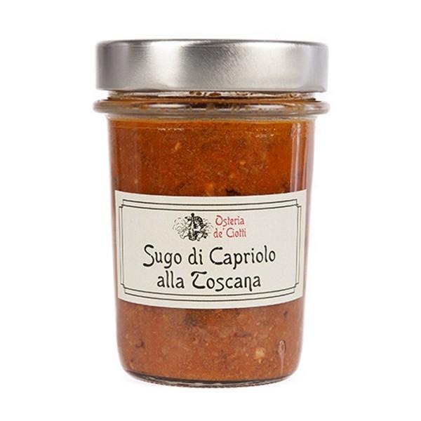 Alla Gusteria - Osteria de Ciotti - Nunquam - Sugo di Capriolo alla Toscana - 180 g