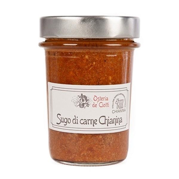 Alla Gusteria - Osteria de Ciotti - Nunquam - Sugo di Carne Chianina - 180 g