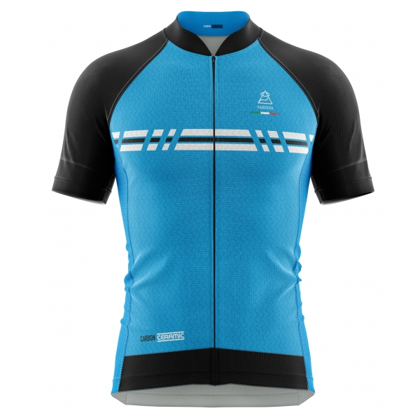 Vardena - Super C Line - Blue - Carbon Ceramic Jersey - New Collection - Made in Italy - Luxury High Quality