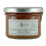 Alla Gusteria - Osteria de Ciotti - Nunquam - Spezzatino di Carne Chianina al Barco Reale - 200 g