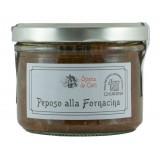 Alla Gusteria - Osteria de Ciotti - Nunquam - Peposo alla Fornacina - 200 g