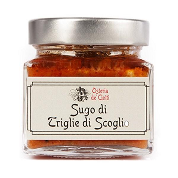 Alla Gusteria - Osteria de Ciotti - Nunquam - Sugo di Triglie di Scoglio - 200 g