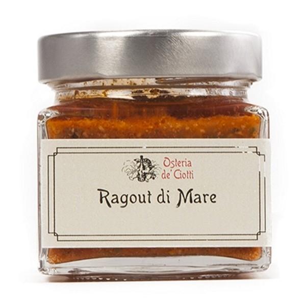 Alla Gusteria - Osteria de Ciotti - Nunquam - Ragout di Mare - Seppie Mediterranee, Cozze e Gamberi - 200 g