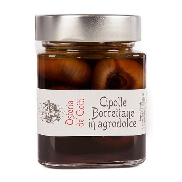 Alla Gusteria - Osteria de Ciotti - Nunquam - Cipolle Borrettane in Agrodolce - 300 g