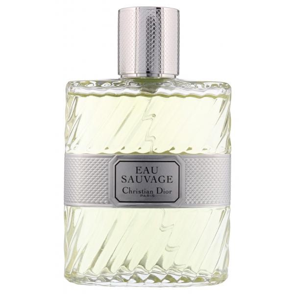 Dior - Eau Sauvage - Eau de Toilette - Fragranze Luxury - 200 ml