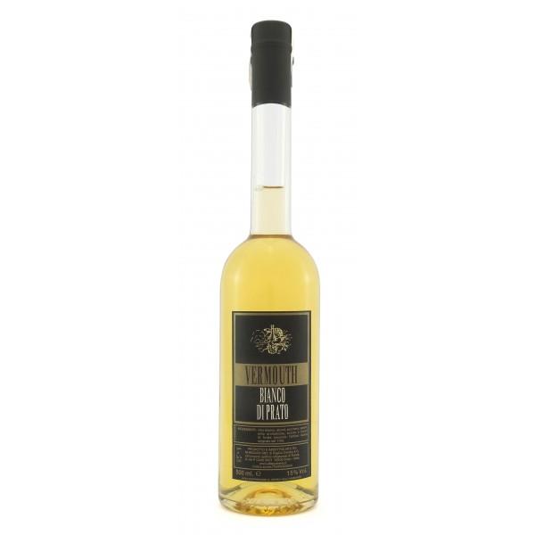 Alla Gusteria - Osteria de Ciotti - Nunquam - Vermouth Bianco of Prato B.D.P.