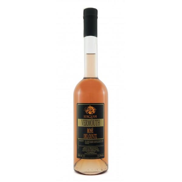 Alla Gusteria - Osteria de Ciotti - Nunquam - Vermouth Rosè del Conte