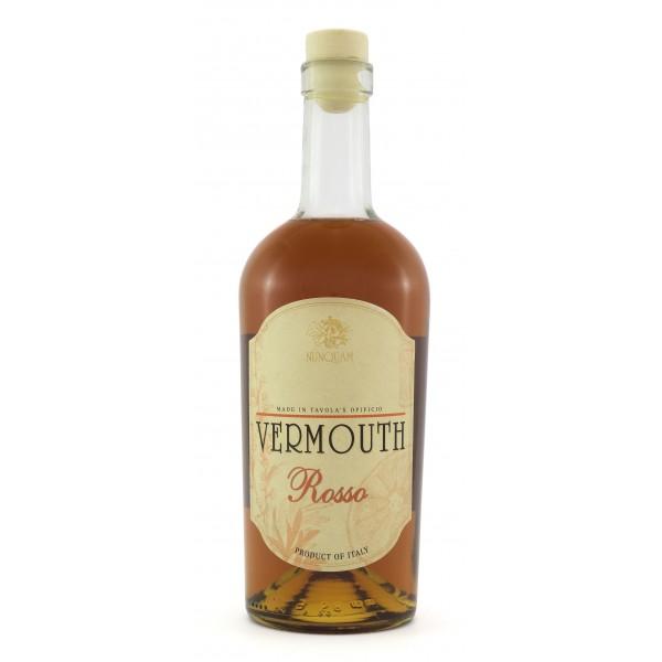 Alla Gusteria - Osteria de Ciotti - Nunquam - Vermouth Rosso