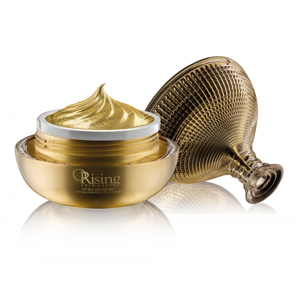 ORising Beauty - My Golden Secret Lifting Firming Gold Cream - Gold - Anti Aging Cream - Professional Luxury