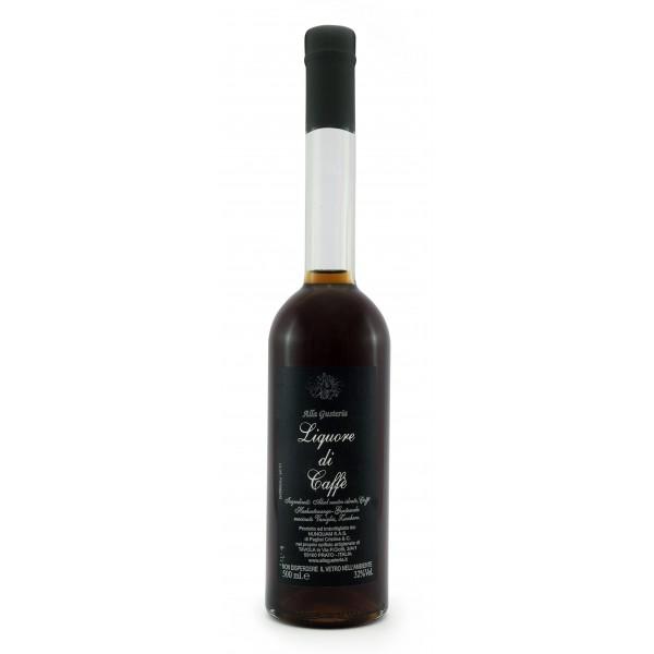 Alla Gusteria - Osteria de Ciotti - Nunquam - Liquore di Caffè