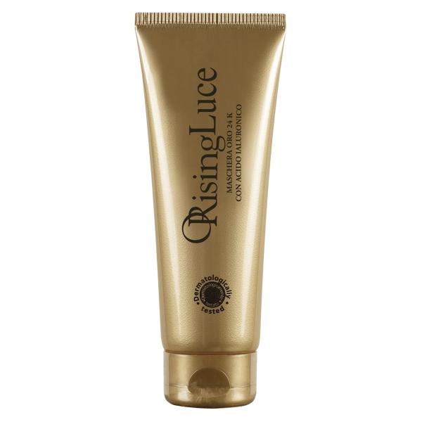 ORising Beauty - 24k Gold Mask with Hyaluronic Acid - ORising Luce - Gold - Professional Luxury