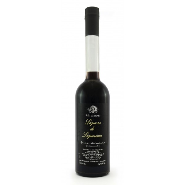 Alla Gusteria - Osteria de Ciotti - Nunquam - Licorice Liquor