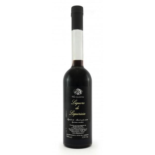 Alla Gusteria - Osteria de Ciotti - Nunquam - Liquore di Liquirizia