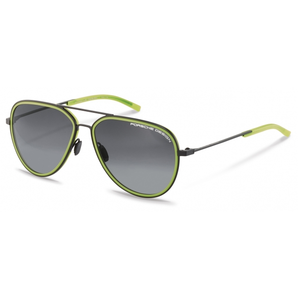 Porsche Design - P´8691 Sunglasses - Black Yellow - Porsche Design Eyewear