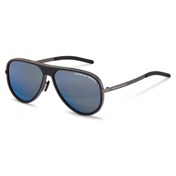 Porsche Design - P´8684 Sunglasses - Gun - Porsche Design Eyewear
